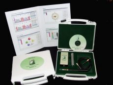 MeriDiM® Digital Meridian Diagnostics with 1 Module (  Ear Acupuncture) VAT NOT included