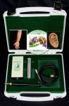 MeriDiM® Digital Meridian Diagnostics with 3 Module (Ear Acupuncture + Homeopathy-Bach-essences-Schuessler salts recom.+ Body Acupuncture) , VAT NOT included